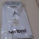 NORTONS ワイシャツ 新品 香港で買いました。
