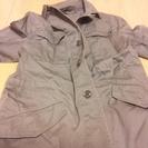 【新品】無印良品 綾織綿100%ジャケット メンズL