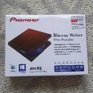 pioneer外付けBLレコーダー新品未開封