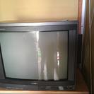 ブラウン管テレビ 難あり