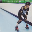 ローラースケートを使った新しいスポーツをやってみませんか?!♪