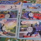 ☆ ⑩セットで大幅値引きあり  機関車トーマスのパズル5枚組です ☆