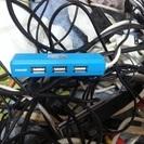 USBやLAN HUB