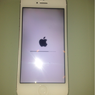 au iphone5 16GB 白 中古