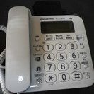 パナソニック デジタルコードレス電話機VE-GD24DL-W 親...