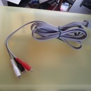 Wii・WiiU用 S端子ケーブル