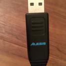 ALESIS USBケーブルタイプオーディオI/F MICLINK