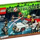レゴ (LEGO) ゴーストバスターズ エクト 1 & 2