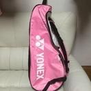 美品YONEX2wayテニス、バドミントンバッグ