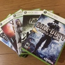 XBOX360 ソフト5本セット