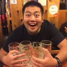 気軽に飲みいける人探してます(*^▽^*)