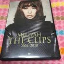 加藤ミリヤ THE CLIPS PV/DVD