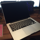 MacBookPro 13インチ 2015モデル