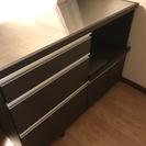 【30日まで】ステンレス天板 キッチンカウンター 120cm
