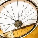 自転車 ロードバイク用後輪ホイール(Shimano R5) スプロ...