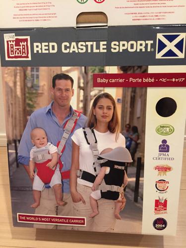 RED CASTLE SPORT 梅太郎 北のベビー用品ベビーキャリア抱っこひも - Porte bébé red castle