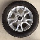 【取引調整中】スタッドレスタイヤ 2014製 GZ155/65/...