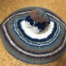 幼児用ベレー帽
