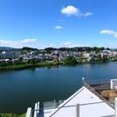 茨木市、松沢池を望むデザイナーズ賃貸、1LDK タイプ