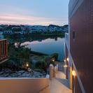 茨木市、松沢池を望むデザイナーズ賃貸、広めの1K 即入居可!