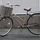 終了しました。中古!26インチ自転車