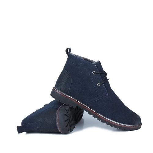 新品!2016年秋冬新作メンズ ブーツ チャッカブーツ 冬用 防寒 防滑 スノーブーツ
