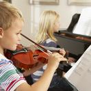 バイオリン お子様にヴァイオリンのレッスンいたします☆