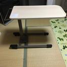 昇降ベッドテーブル☆キャスター付き