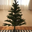 交渉中、受付停止します。クリスマスツリー差し上げます。