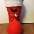 クリスマス プレゼント用 特大シューズ 高さ52cm