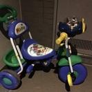 ディズニー三輪車