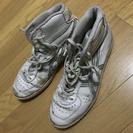 アシックス タイガー バスケットボールシューズ α-GEL 26.5cm