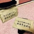 ヒロミチナカノ(^^♪ランチバッグ♪2個セット♪保管品