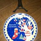 ◆値下げ◆ケンタッキーのパーティーバーレルの絵皿