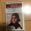 人気再燃 カセットテープ  ベートーヴェン 交響曲第3番変ホ長調...