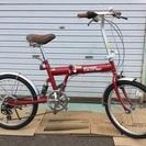 ◆オフロードコレクション:20インチ折りたたみ自転車・シマノ製・6...