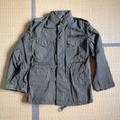 米軍ヴィンテージ物 M65 フィールドジャケット