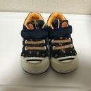 アンパンマンの靴  14センチ