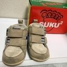 【値下げ】アシックスの靴  13センチ