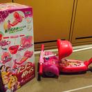 プリンセス キックスクーター 折り畳み可能 - 子供用品