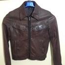 ポールスミス 羊革 レザージャケット