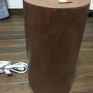 アロマ超音波式加湿器 Tall wood(トールウッド) 美品