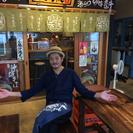 石垣島ヴィレッジ内2F串天ぷら酒場です!
