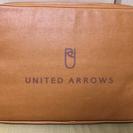 UNITED ARROWS バッグインバッグ