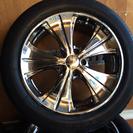18インチ アルミ付き タイヤ 日本製