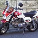 モンキーCBX88cc