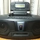 パナソニック ポータブルステレオCDシステム RX-DS05