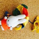 マクラーレンベビーカー ケイトスペードモデル ミッフィーおもちゃ付き - 豊島区