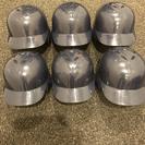 【美品】ローリングス 軟式 野球 ヘルメット(6個)
