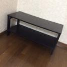 【IKEA テレビボード or 物置きテーブルに】